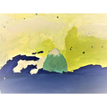 Dylan J Hokusai Wave painting. Great!
