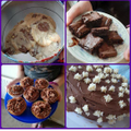 Here is a selection of Isabelle's cakes