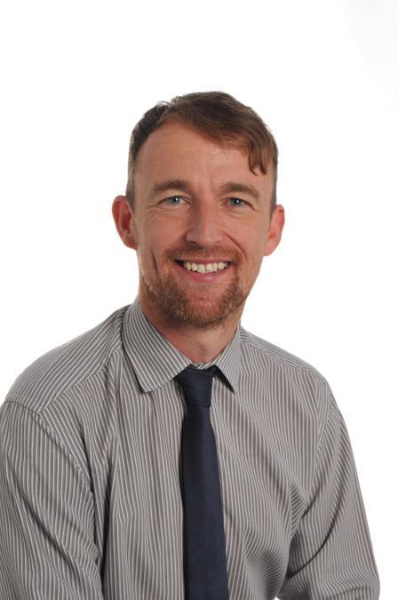 Mr Michael Craig - Head Teacher