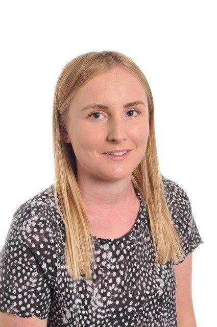 Miss Rachel Morgan - Teacher