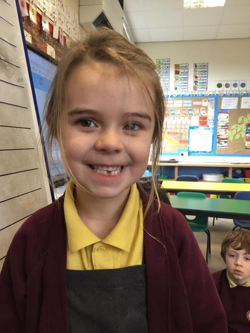 Paige -  Catbells Year 1