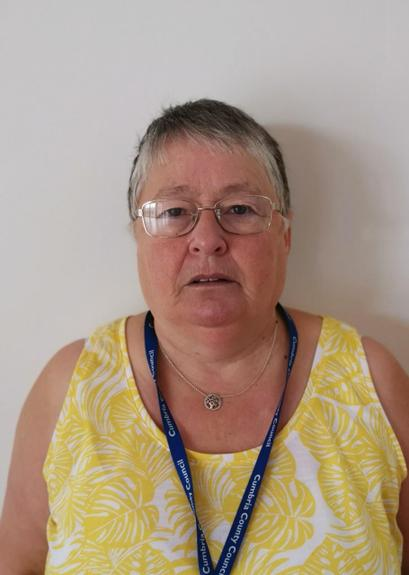 Mrs Salmon - Midday Supervisor