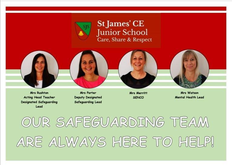 Meet our Safeguarding Team