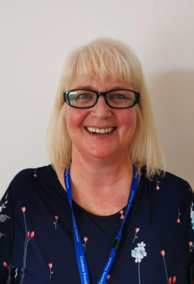 Mrs Almond - Year 5, Higher Level Teaching Assistant