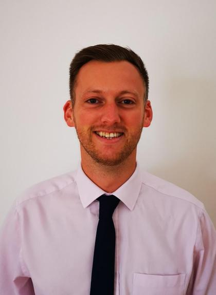 Mr Reid - Acting Assistant Head Teacher & Year 5 Teacher, Class 5R