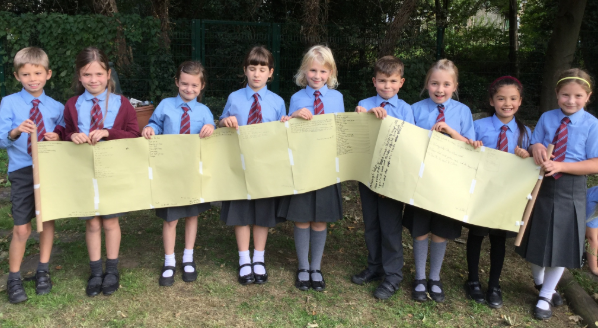 Year 4 Learning About the Torah