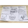 Sidnie's 'Hunted' storyboard