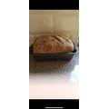 Scarlett's homemade bread - amazing!