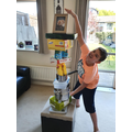 Jack's 'Build a tall tower' challenge