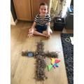 Henry's Trinity Cross
