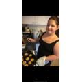 JAYMIE COOKING DINNER!