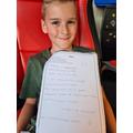 Oliver's Poem