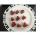 NANA'S CHOCOLATE STRAWBERRIES - YUMMY!