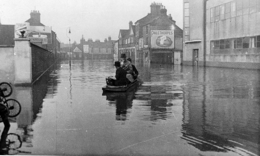 St James floods 1939