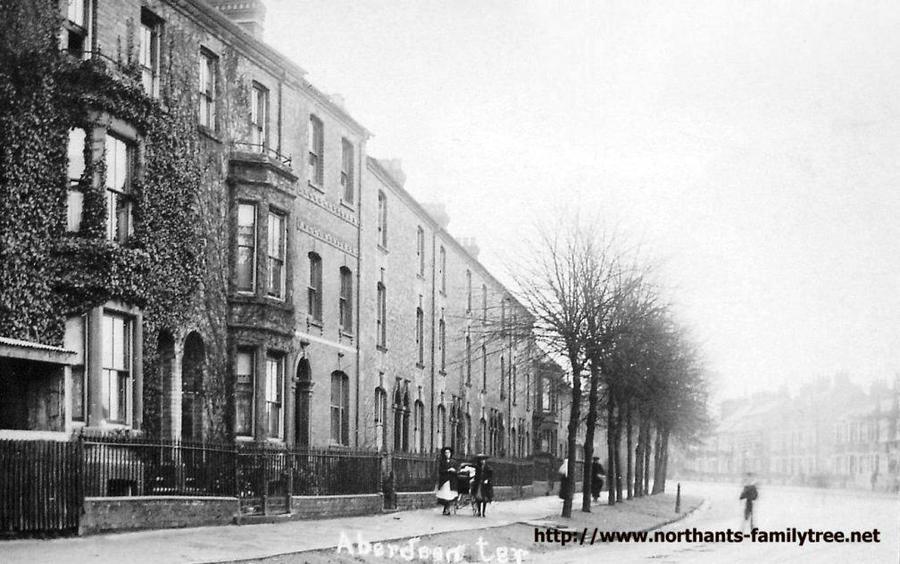 Aberdeen Terrace 1914