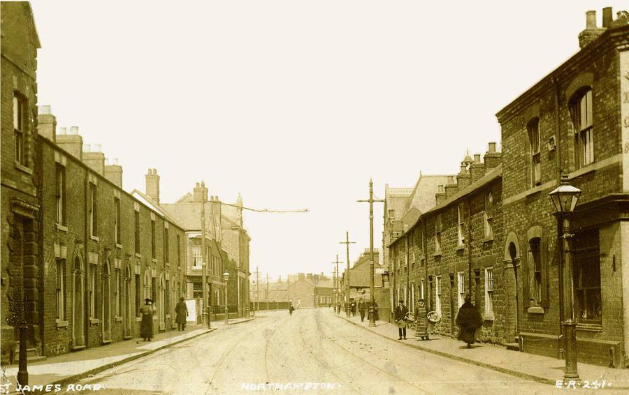 St James Road
