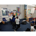 Lot's of dramatic deaths in the class today!