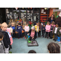 Planting with Miss Cathy