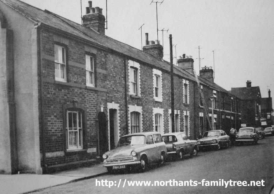Greenwood Road 1970