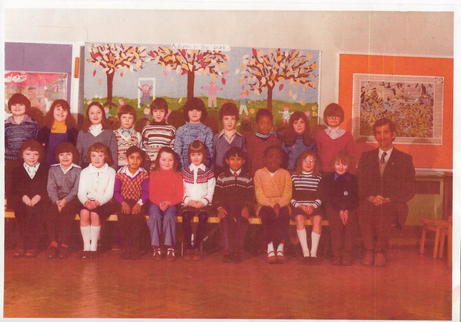 Mr Chamberlain's Class