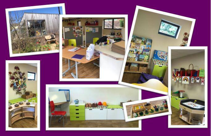 Photo: St James Classroom
