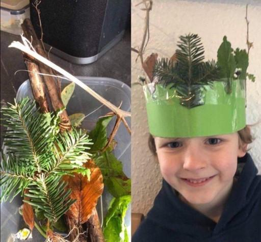My Nature crown