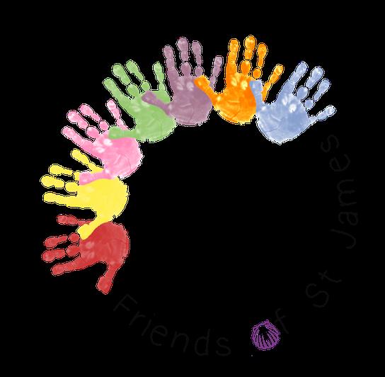 Friends of St James Logo