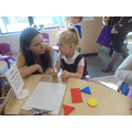 We shared a range of learning activities together.
