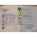 Eden's planning for her seasons poem