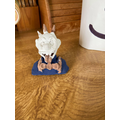 Elliot's clay modelling!