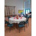 Final table setting