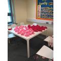 lots of napkins!!!