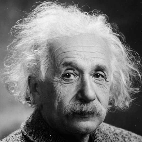 Can you name this very intelligent gentleman?