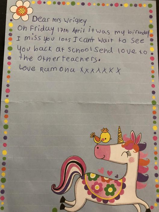 Thank you Ramona.  I love your beautiful paper!
