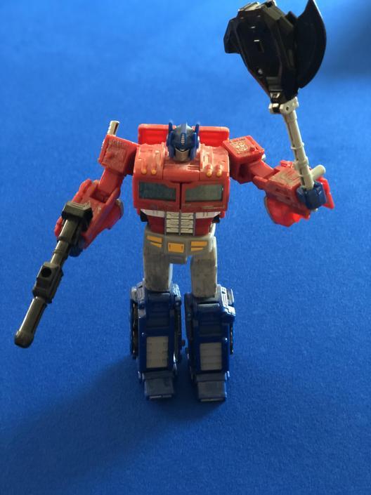 Optimun Prime
