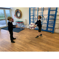 Year 3 find a new way to practice their times table skills!