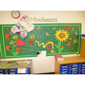 Minibeasts in Foundation Stage