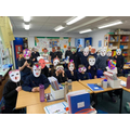 Year 4 staging Ancient Greek plays