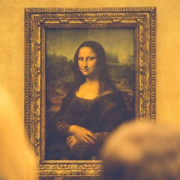 Name the famous painting?