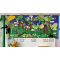 Year 4 have been looking at the Rainforest
