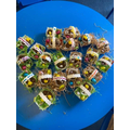 Easter Nests from Year 1