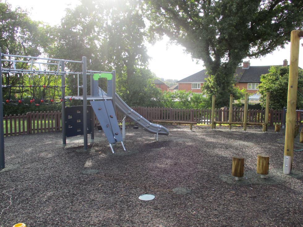 Junior play equipment