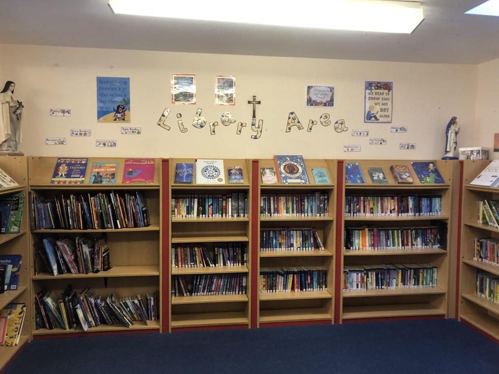 KS2 library