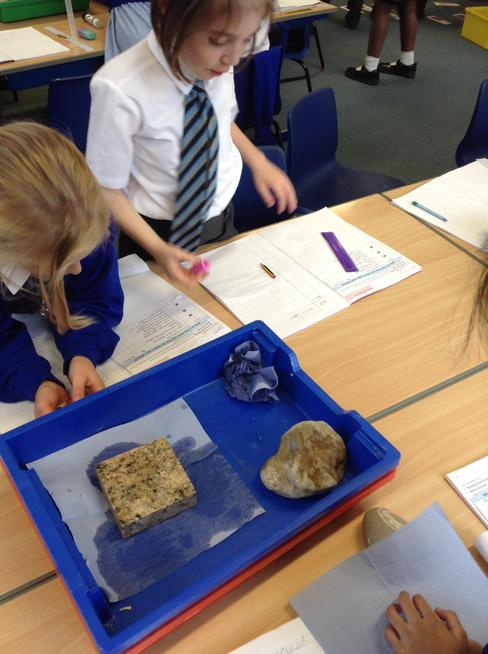 Investigating Rocks
