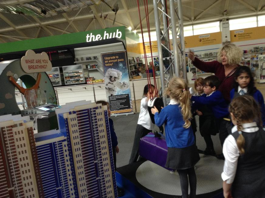 Intech Science Museum
