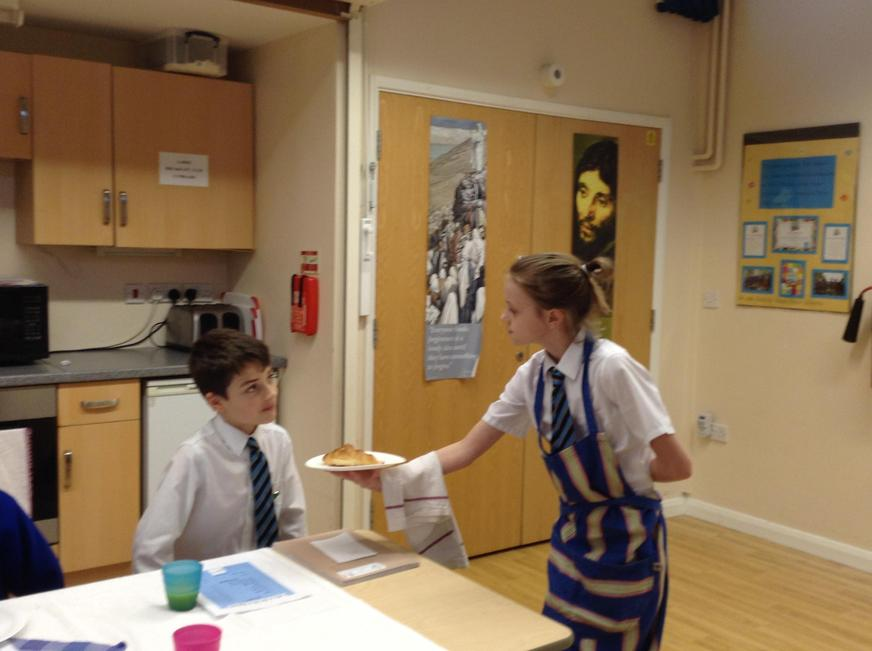 Y6 French Cafe