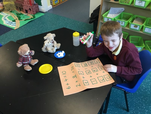 Problem-solving in maths
