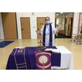 Fr Richard's Ash Wednesday Blessing