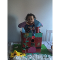 This is a fantastic castle Scarlett, super proud of your efforts here. Well done