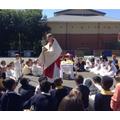 Our Corpus Christi Procession